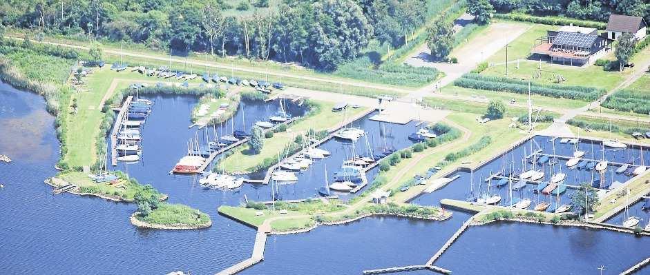 Hafeneinweihung / neues Rettungsboot wurde getauft