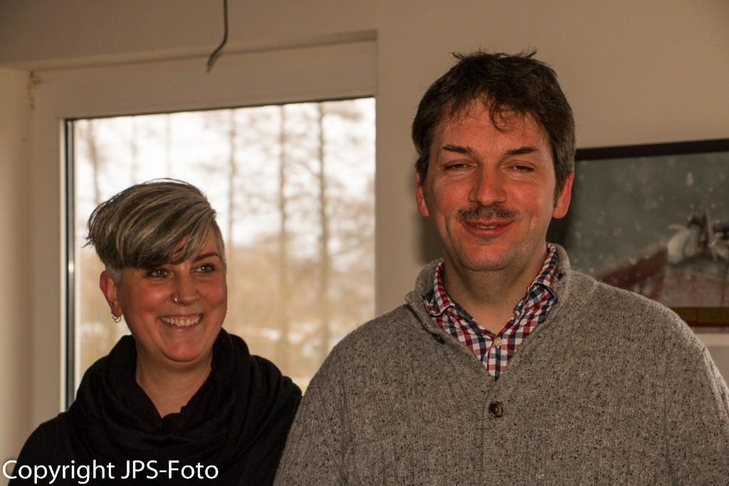 GastroTeam , Mareile und Andreas